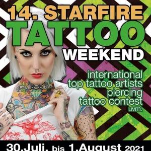 Starfire Tattoo Weekend Münster 2021 min