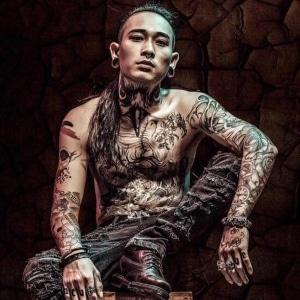 Vũ-Ngọc-Tân-Ga-Rung-Tattoo-Vietnam