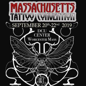 2019 Massachusetts Tattoo Convention