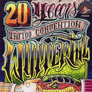 Wuppertaler Tattoo Convention 2020