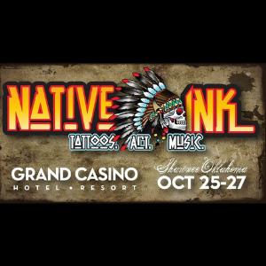 2019 Native Ink Tattoo Expo