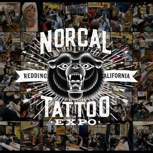 NorCal Tattoo Expo 2021 temporary poster min