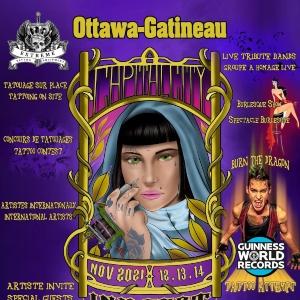 Ottawa-Gatineau Capital City Ink Fest 2021 min