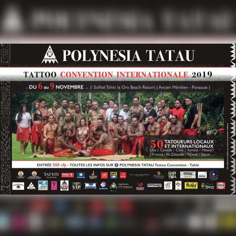 Polynesia Tatau Festival 2019 November