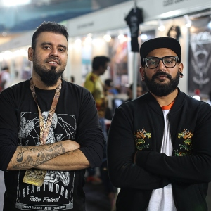 The Indian biggest tattoo show 4 November 2019
