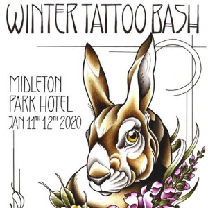 Winter tattoo Bash 2020 January Ireland