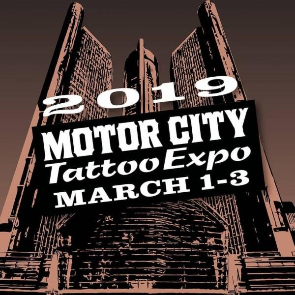Motor City Tattoo Expo