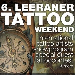6. Leeraner Tattoo Weekend 2021 min