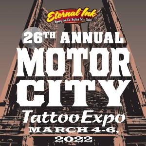 Motor City Tattoo Expo 4 March 2022