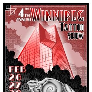 Winnipeg Tattoo Show 2021 Poster min