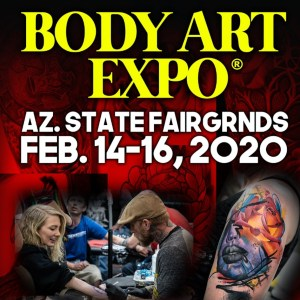 body art expo phoenix 2020