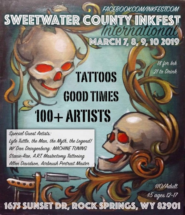 Sweetwater Inkfest