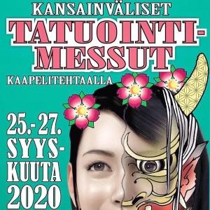 26th Helsinki Ink 25 September 2020
