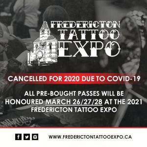Fredericton Tattoo Expo
