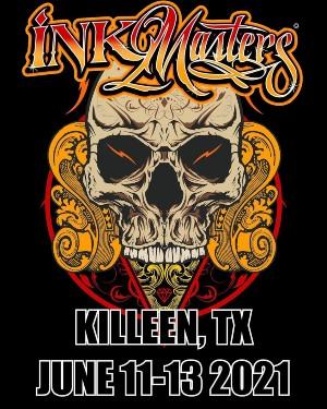 Ink Masters Tattoo Show Killeen 11 June 2021