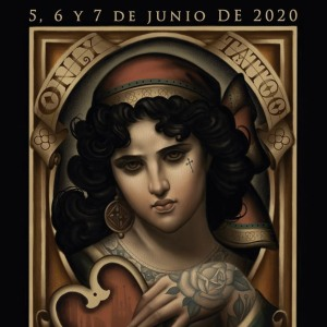 Only Tattoo Barcelona 5 June 2020