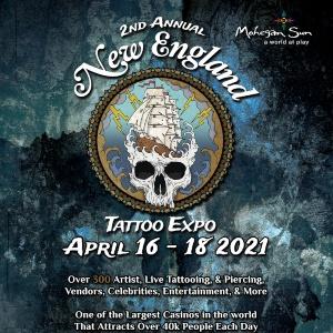 New England Tattoo Expo 2021 min