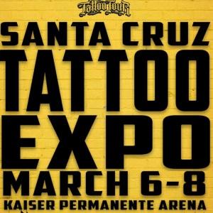 Santa Cruz Tattoo Expo 2020 Featured