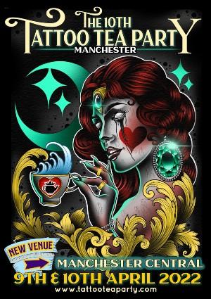 10th Tattoo Tea Party 9 April 2022