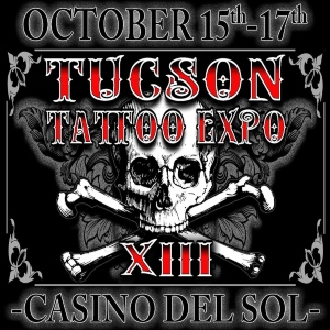Tucson Tattoo Expo 15 October 2021