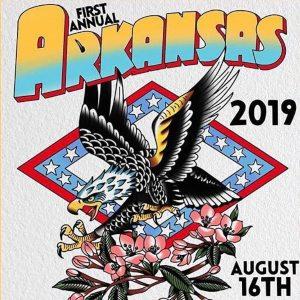 Arkansas tattoo convention