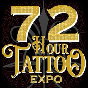 72 hour tattoo expo