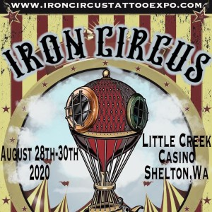 Iron Circus Tattoo Expo
