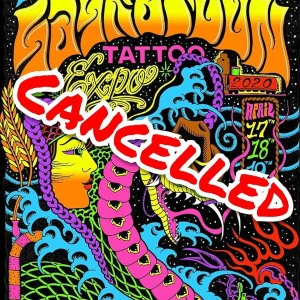 Saskatoon Tattoo Expo 17 April 2020