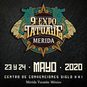 Tattoo Expo Merida 23 May 2020
