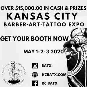 Barber Art Tattoo Expo 2020 Featured