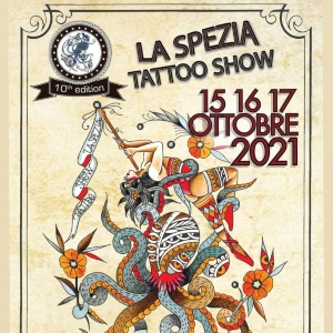 La Spezia Tattoo Show 15 October 2021