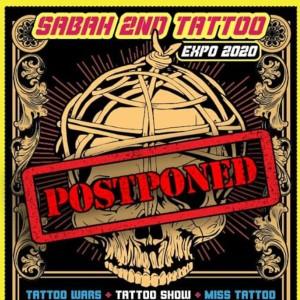 Sabah Tattoo Expo 15 May 2021