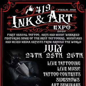 419 Ink And Art Expo