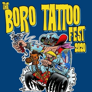 The Boro Tattoo Fest 23 October 2020