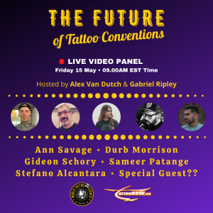 The Future of Tattoo Conventions 30 July 2020