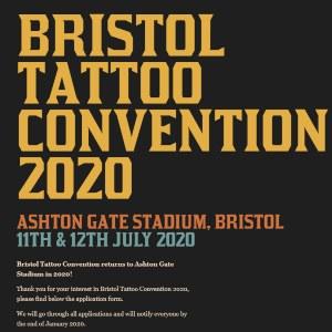 Bristol Tattoo Convention