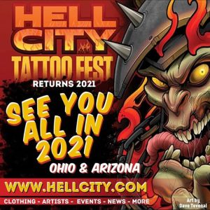 Hell City Tattoo Fest