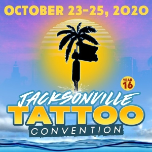 Jacksonville Tattoo Convention 23 October 2020