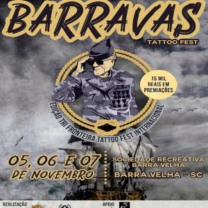 Tri Fronteira Tattoo Fest 5 November 2021