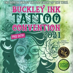 Buckley Ink Tattoo Convention 18 September 2021