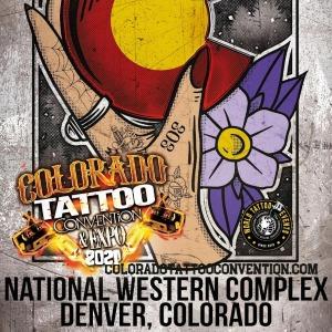 Colorado Tattoo Convention 1 October 2021