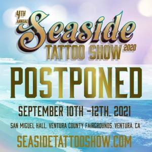 Seaside Tattoo Show 10 September 2021