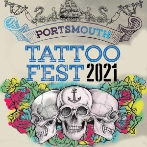 Portsmouth Tattoo Fest 17 April 2021