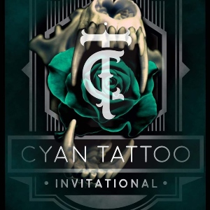 Cyan Tattoo Invitational 11 September 2021