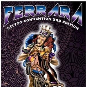 Ferrara Tattoo Convention 22 October 2021