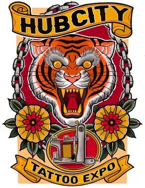 Hub City Tattoo Expo 30 September 2022