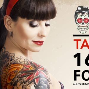 Tattoo Convention Leverkusen 2021 min