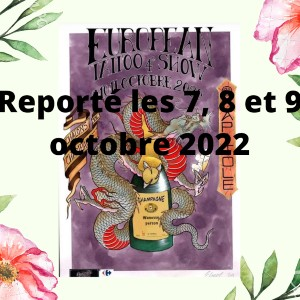Tattoo Show Chalons En Champagne 7 October 2022