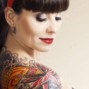 Koblenz Tattoo Convention 15 October 2022