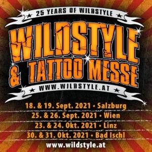 Wildstyle & Tattoo Messe Linz 24 October 2021